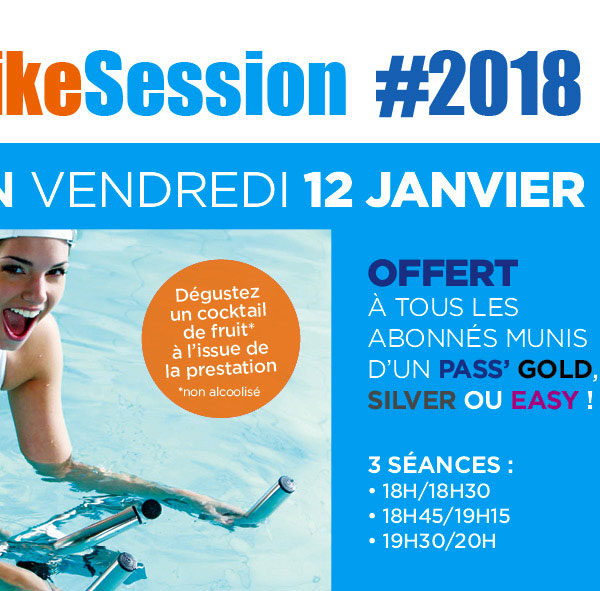 AquaBikeSession