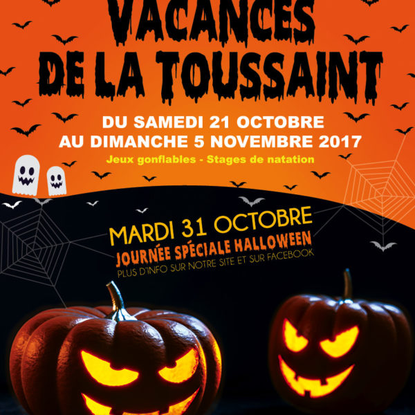 Vacances de la Toussaint 2017