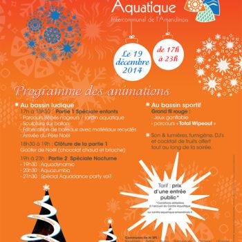 Le Dragon fête Noël 2014