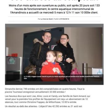Revue de presse 2014