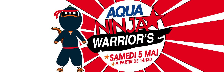 Aqua Ninja Warrior's