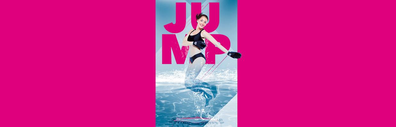 Aqua Jump By Water Form au Dragon d'Eau