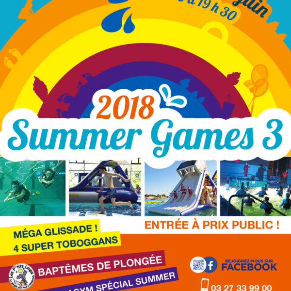 Summer Games 2018