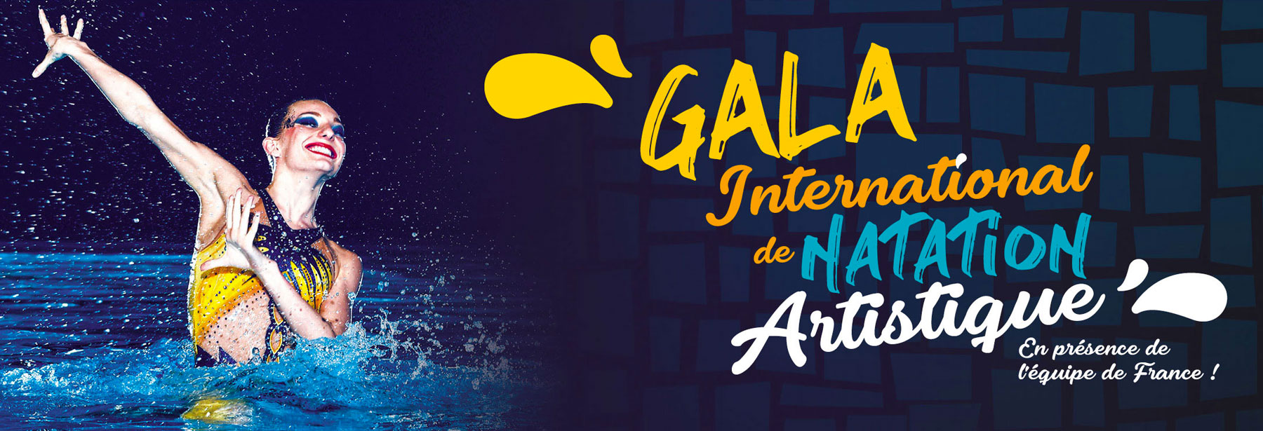 Gala International de Natation Artistique
