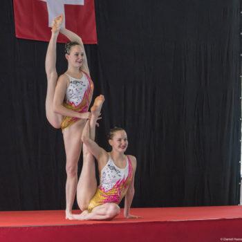Vivienne Koch et Noemi Peschl - Duo Suisse