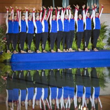 Équipe de France de natation artistique