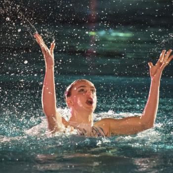 photos Gala International de natation artistique