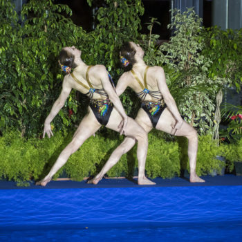 photos Gala International de natation artistique