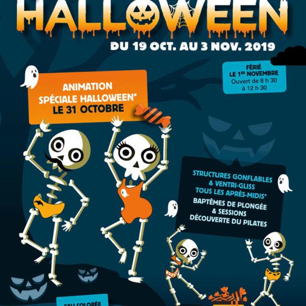 Vacances de la Toussaint & Halloween