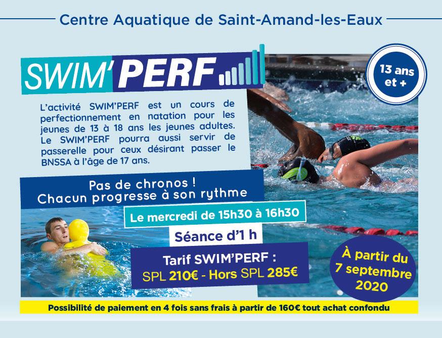 Swim Perf