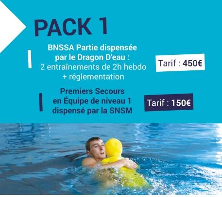 Nageur sauveteur - BNSSA